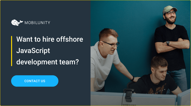 hire offshore javascript development team at mobilunity