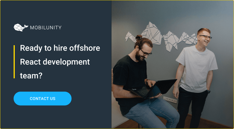 hire react developers offshore