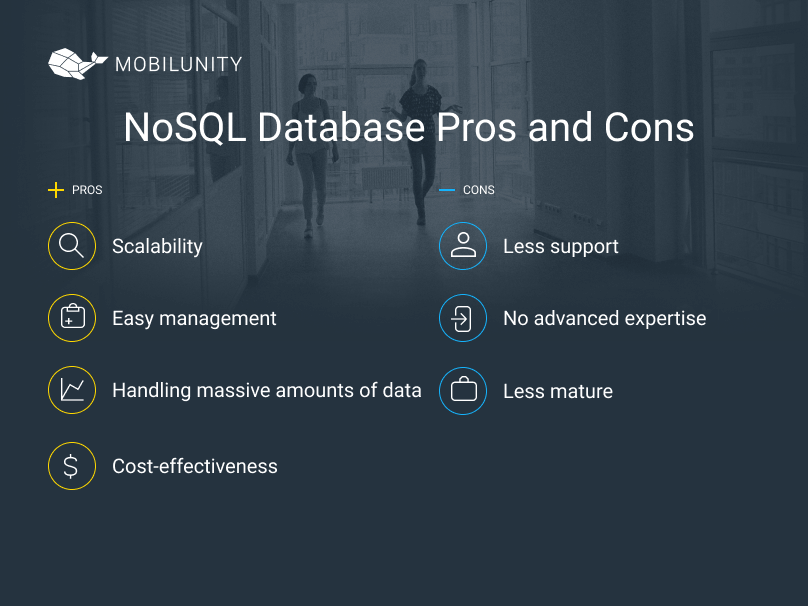 nosql database benefits and limitations
