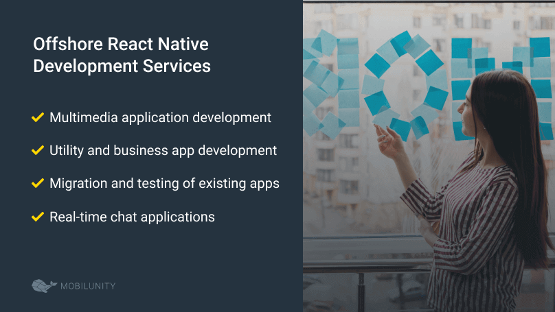 offshore react native development services