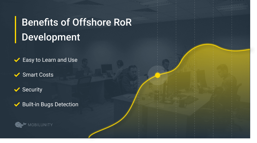 offshore ror development benefits