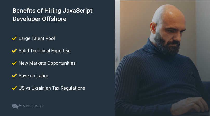 reasons to hire javascript developers offshore