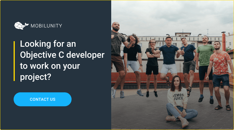 talented objective c developer at mobilunity