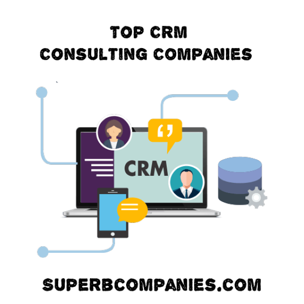 Top CRM Consulting Companies