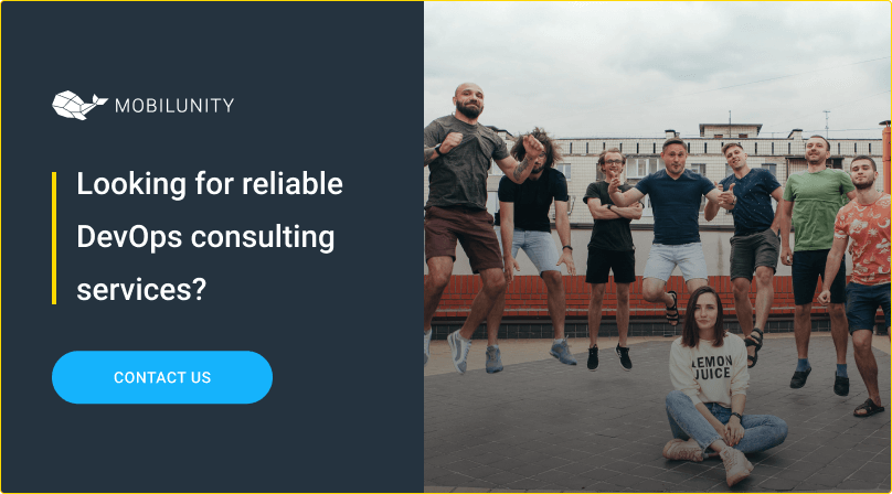 devops consulting services at mobilunity