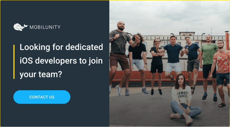 hire ios developers at mobilunity