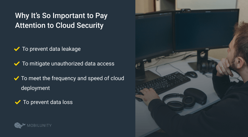 importance of cloud security solutions
