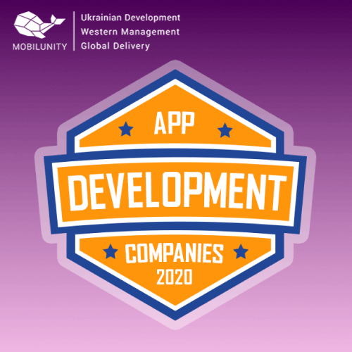 mobilunity ranked among top10 ionic app development companies