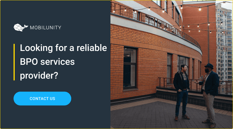 choose mobilunity as bpo services provider