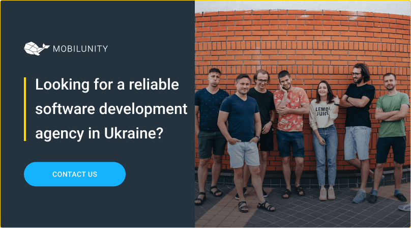 find software development agency in ukraine