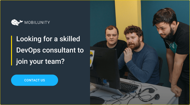 find your ideal devops consultants at mobilunity