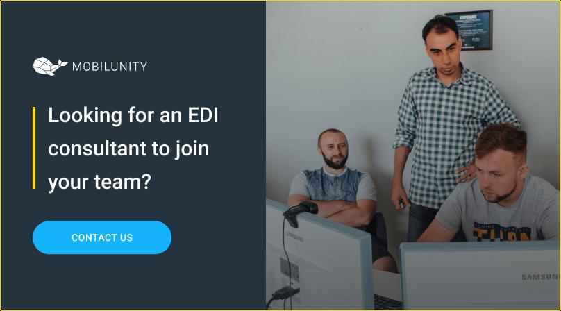 hire EDI consultant