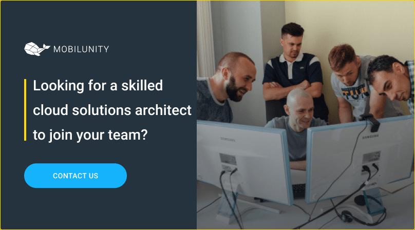 hire cloud solution architect