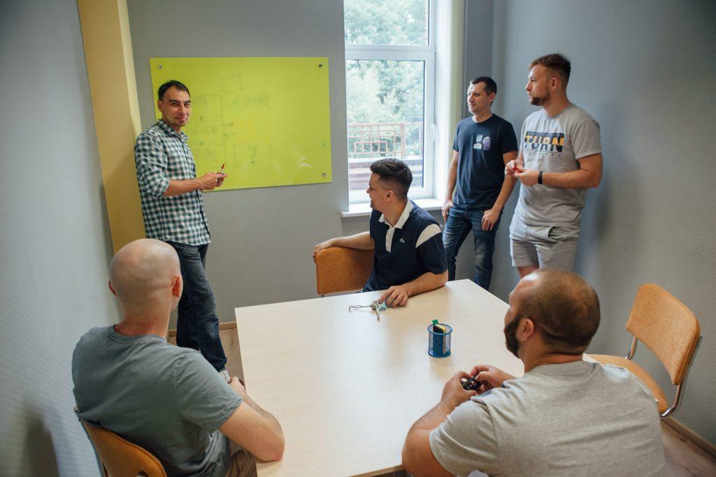 Blockchain Developers in Ukraine