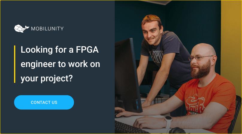 find fpga developer for hire at mobilunity