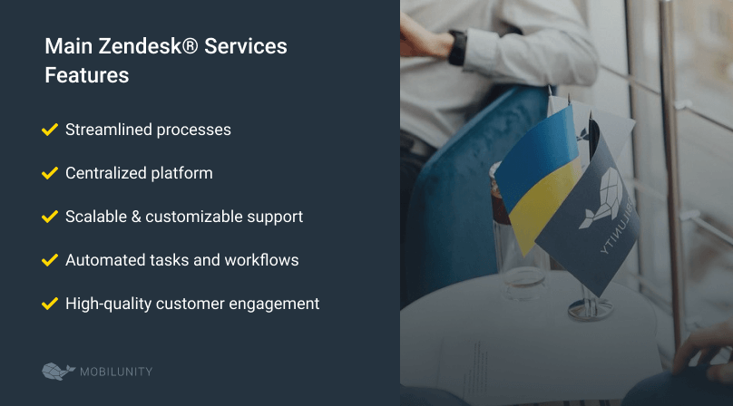 why to use zendesk services