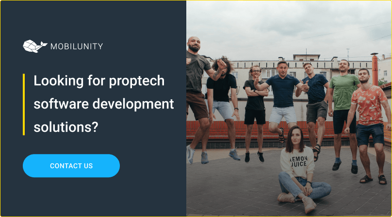 hire proptech software developers