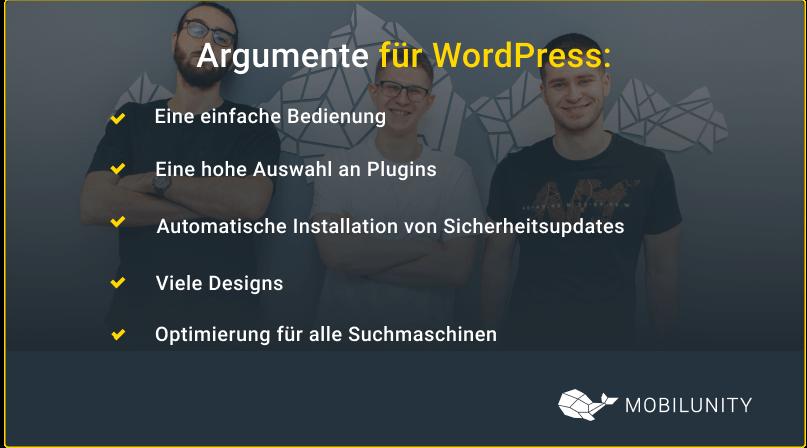 wordpress programmierer mieten