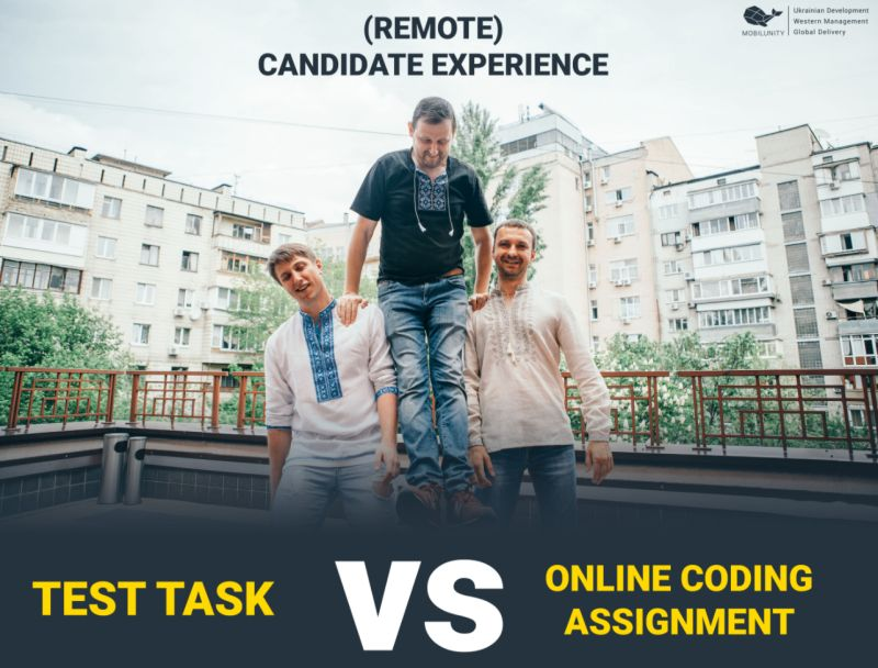 How Mobilunity Tests Candidates: Test Task VS Coding Assignment