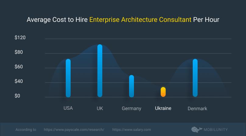 Enterprise Architecture Consultant cost
