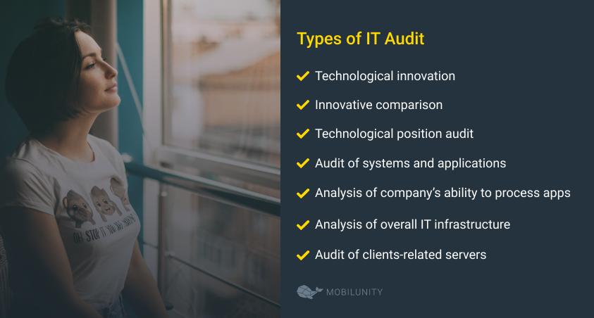 IT Audit Types