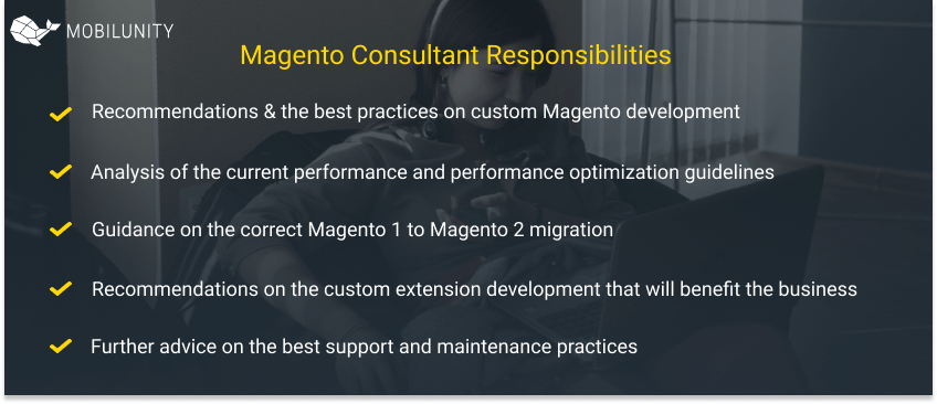 Magento consulting services
