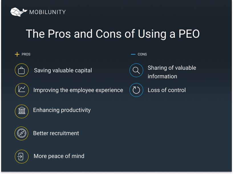 The Pros and Cons of Using a PEO