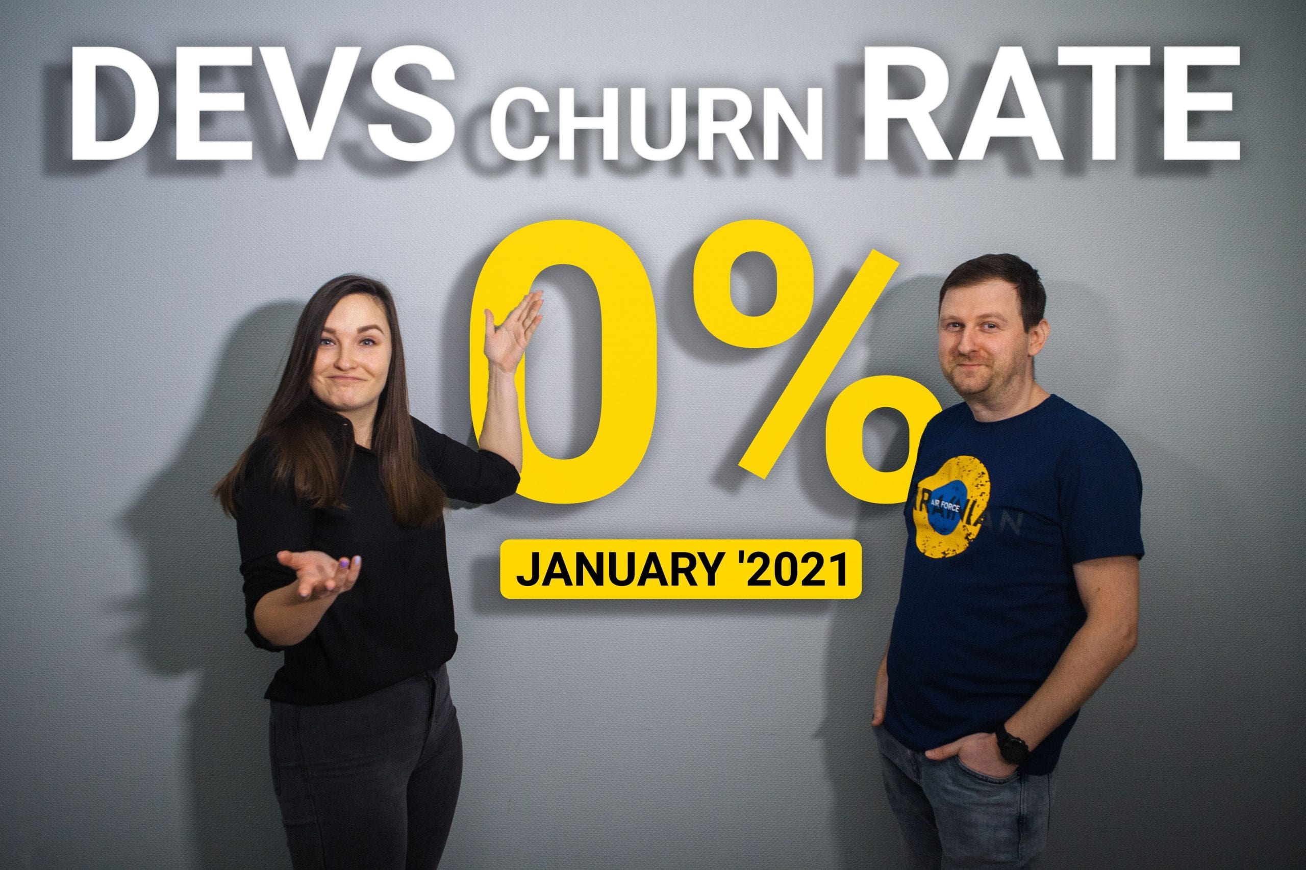 What Questions to Ask about Dedicated Developers Churn Rate