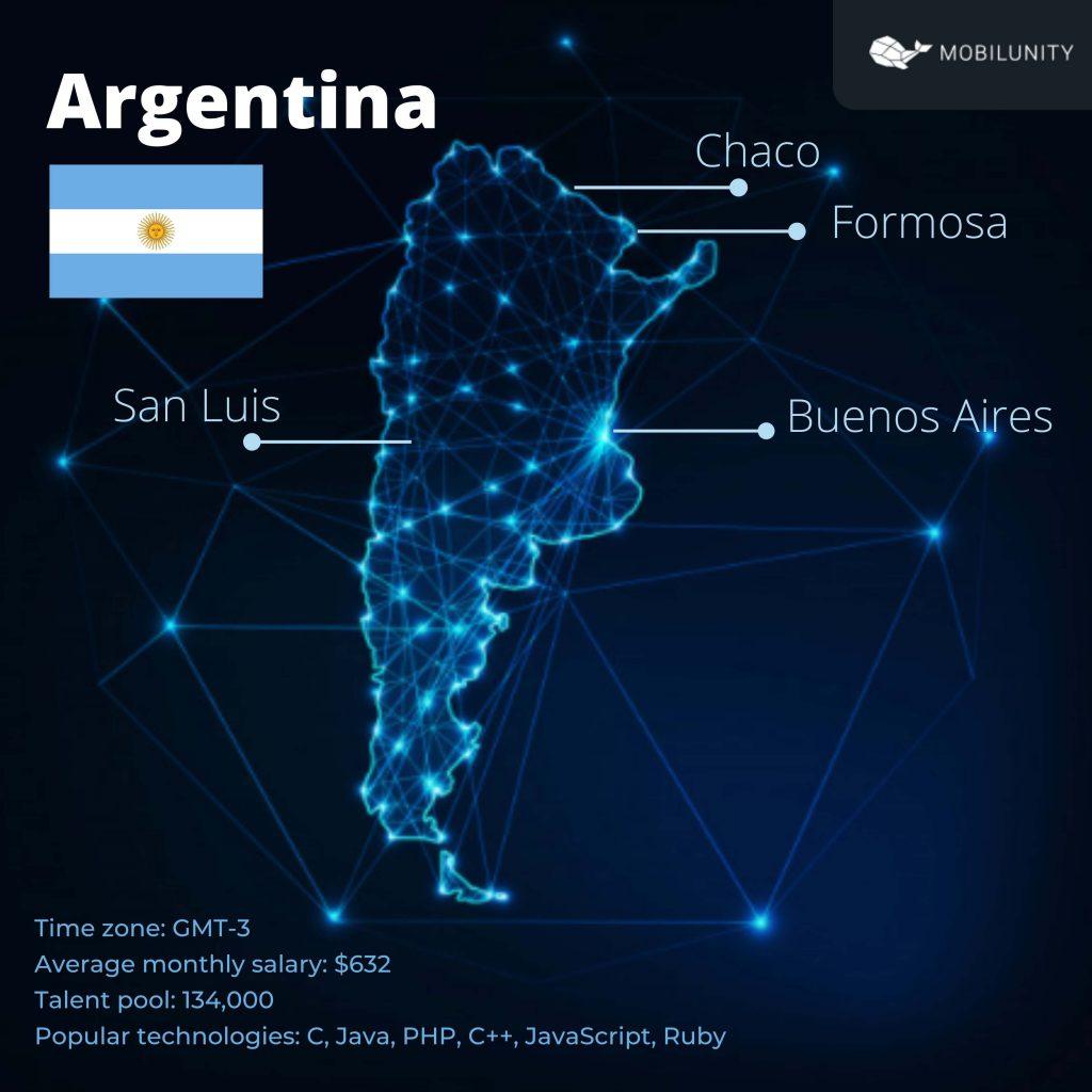 software development outsourcing argentina