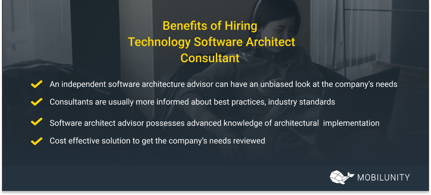 Consulting Software Architect