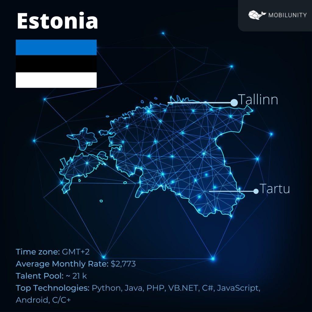 Software companies in Estonia