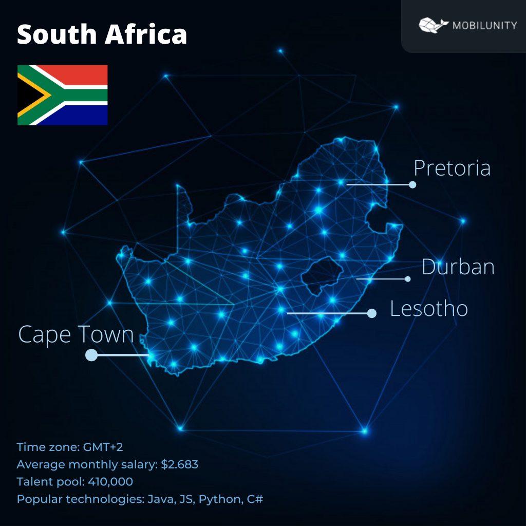 South Africa Custom Software Development