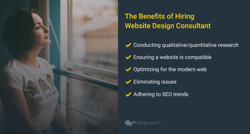 creative web design consultant