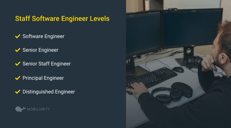 staff software engineer levels