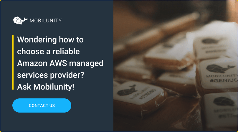 aws managed services providers