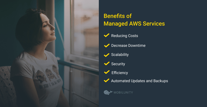 managed services on aws benefits