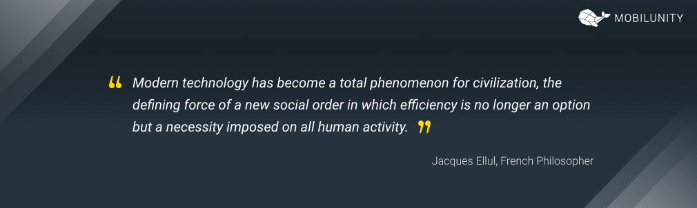 Jacques Ellul Quote