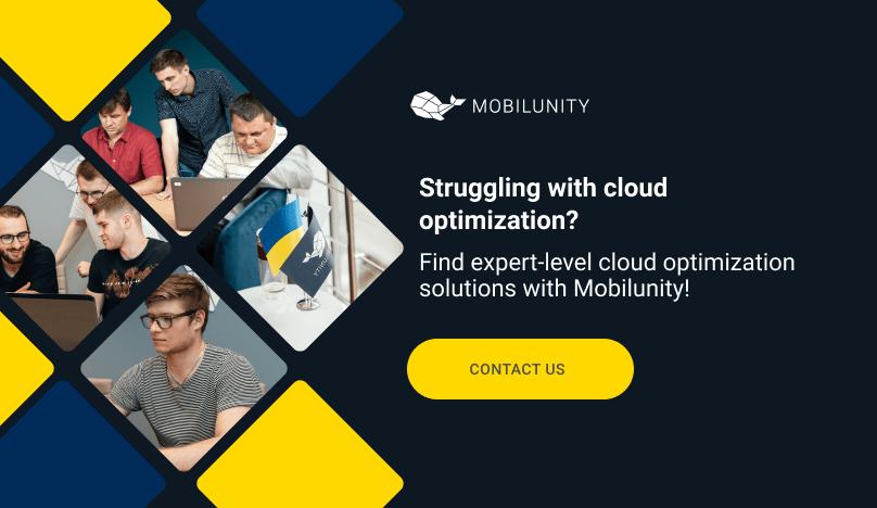 cloud optimization services solutions