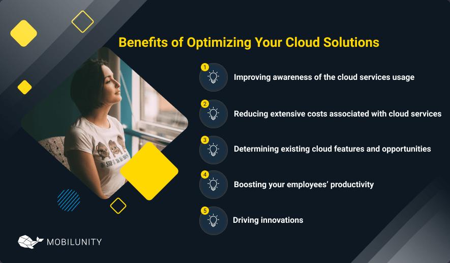 cloud storage optimization benefits