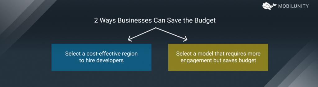 legacy systems modernization ways to save budget