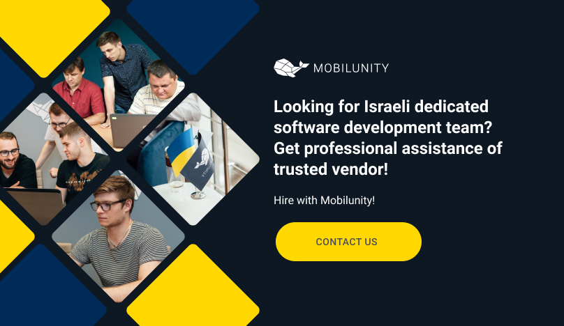 Israel developers for hire