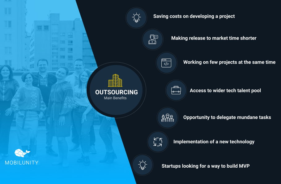 employee outsourcing benefits